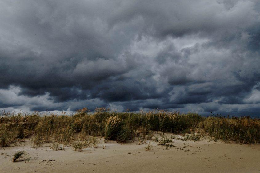 Der Sturm zieht auf